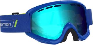 Salomon Juke Race Goggles Barn blue 2019 Skibriller