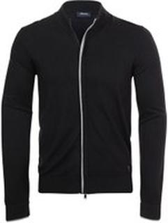 Armani Zip Sweater