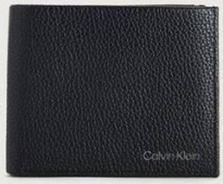 Calvin Klein Lommebok Warmth Bifold 5CC W/Coin Svart