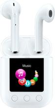 Denver TWM-850 Bluetooth Hörlurar m. MP3 Spelare