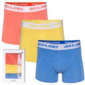 Jack & Jones 3-Pack Colour Boxershorts