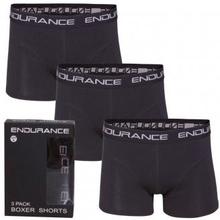 Endurance 3-Pack Boxershorts