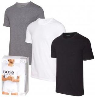 Hugo Boss 3-Pack T-shirts Regular Fit.