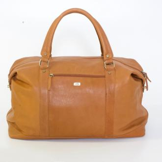 Bon Gout Travel Bag Columbia Cognac