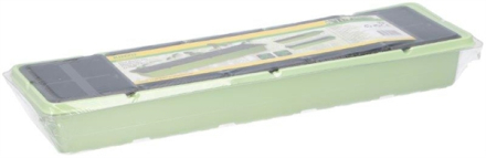Mini kasvihuone / Istutuslaatikko 53 x 14,4 x 8 cm