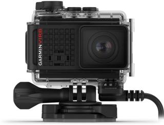 Garmin VIRB® Ultra 30 med fäste med strömförsörjning