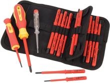 Draper Tools Spänningstestare & skruvmejselset 18 delar 05776