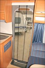 Myggdraperi till husvagn och husbil