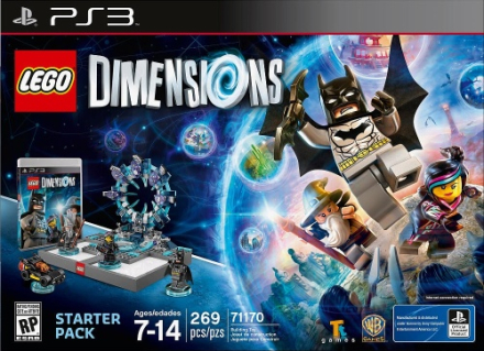 LEGO Dimensions Starter Pack - CDON.COM