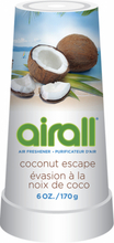 Airall Air Freshener Solid Coconut 170 g