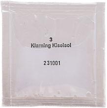 Kiselsol 15 g Påse 3