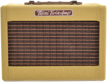 Fender - Mini '57 Twin-Amp - Electric Mini Guitar Amplifier