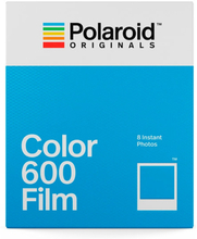 Polaroid Originals Color Film For 600 White Frame, Polaroid Originals