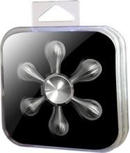 Steelspinner, Fidget - Stardust Metal Fidget Spinner - Silver