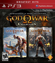God of War Collection (1 & 2) (#) (US Import) /PlayStation 3