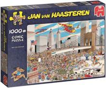 Jan van Haasteren - 1000 pcs. Puzzle - New York Marathon