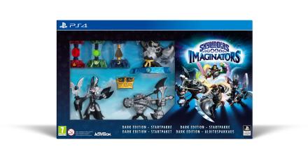 Skylanders Imaginators - Dark Creation Starter Pack (Nordic) /PlayStation 4