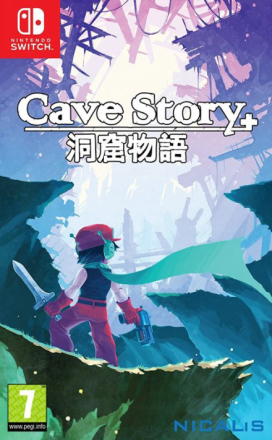 Cave Story+ /Nintendo Switch