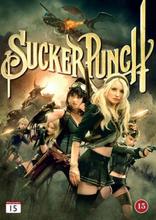 Sucker Punch -dvd