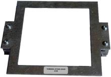 Monteringsplatta för DIN-skenor Siemens SENTRON PAC TMP