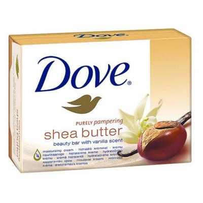 Dove Shea Butter Soap Bar 2 x 100 g