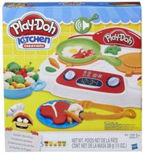 Play-Doh Sizzlin- Stovetop