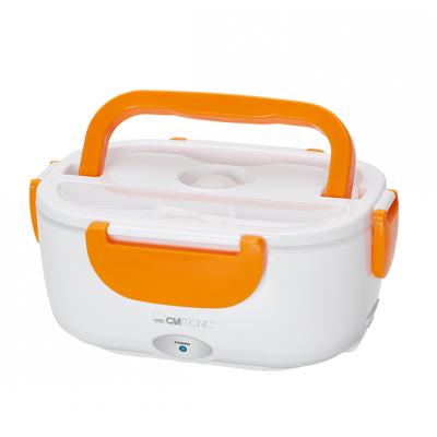 Clatronic LB 3719 Sähköinen lounaslaatikko Valkoinen & Oranssi 1 kpl