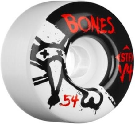 Bones Wheels STF V4 Series II 83B 53mm Wheels white Uni