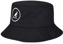 Kangol Cotton Bucket Hat black M