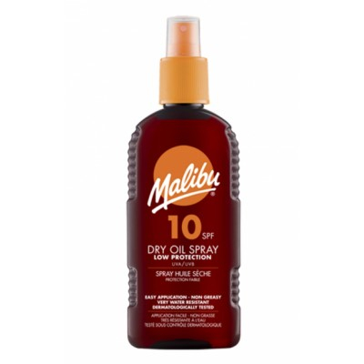 Malibu Dry Oil Spray SPF10 200 ml