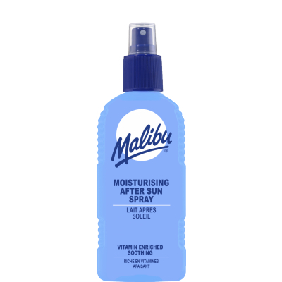 Malibu Moisturising After Sun Spray 200 ml