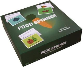 Foodspinner - Reducer madspild - brætspil til børn