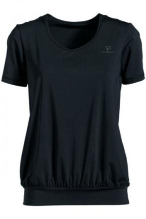 Charlotte t-shirt (Färg: Svart, Storlek: XXL)