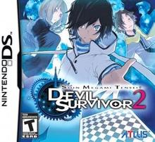 Shin Megami Tensei Devil Survivor 2 (#) (Nintendo DS)