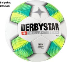 Derbystar Ballpaket Brillant TT AG (10 Stück)