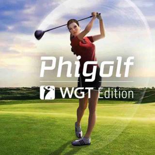 Phigolf WGT Home Golf Simulator
