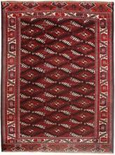Turkaman matta 214x294 Persisk Matta