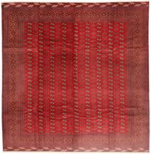 Turkaman matta 310x320 Orientalisk, Kvadratisk Matta