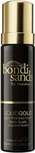 Liquid Gold Self Tanning Foam, 200 ml Bondi Sands Brun utan sol