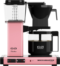 MoccaMaster - Kaffebrygger KBGC982AO Pink
