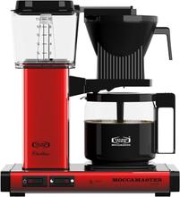 MoccaMaster - Kaffebrygger KBGC982AO Red Metallic