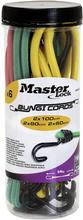 Master Lock bardunsæt 6 stk. Twin Wire 3040EURDAT