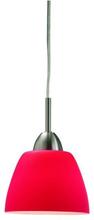 Brell Fönsterlampa - Röd