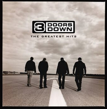3 Doors Down - Greatest hits -CD - multicolor