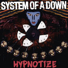 System Of A Down - Hypnotize -CD - multicolor
