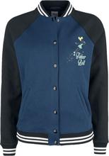 Peter Pan - Tinker Bell - Sharing The Magic -Overgangsjakke - marineblå, svart