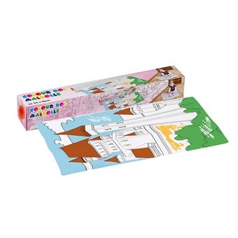 Maalausrulla Värittämiseen - 3m