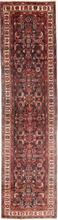 Hamadan matta 97x387 Persisk, Avlång Matta