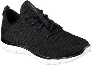 Skechers Woman Flex Appeal 2.0 Black