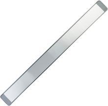 G-90/51 Magnetlist slät Rostfri 51 cm